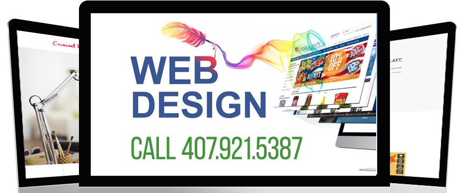CreativeWEB website design and eCommerce